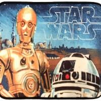 Star Wars 801369 Star Wars C-3PO Foam Bath Mat