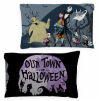 Jay Franco Nightmare Before Christmas Trick or Treat Pillowcase - Standard