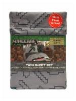 Minecraft Twin Sheet Set - Twin