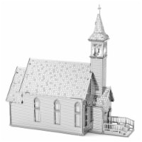 Metal Earth The Old Country Church Model Kit MMS156