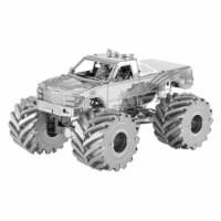 Metal Earth Monster Truck Model Kit MMS163 - 1 Unit