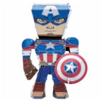 Metal Earth Legends Avengers Captain America Steel Model Kit