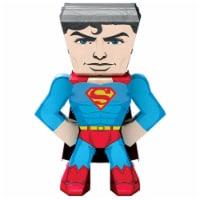 Metal Earth Legends Justice League Superman Steel Model Kit - 1 Unit