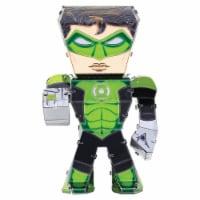Metal Earth Legends Justice League Green Lantern Steel Model Kit