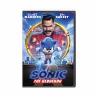Sonic the Hedgehog Movie (DVD)