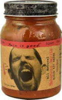 Pain Is Good  Salsa Fiery Hot Batch #37   Habanero Garlic