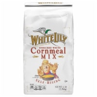 White Lily Enriched Self Rising White Cornmeal Mix