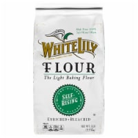 White Lily Self-Rising Enriched Bleached Flour