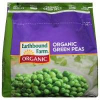 Earthbound Farm Organic Green Peas - 10 oz