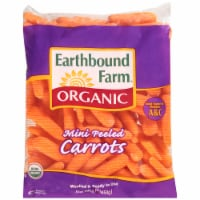 Organic Mini Peeled Carrots