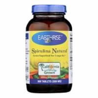 Earthrise Spirulina Natural Tablets