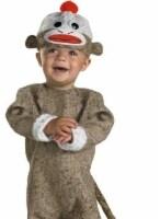 Sock Monkey Costume, Baby