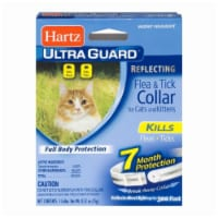 Hartz Ultra Guard Reflecting Flea and Tick Collar for Cats