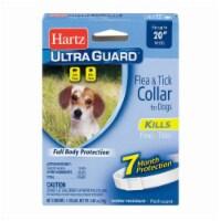 Hartz Ultra Guard Flea and Tick Dog Collar