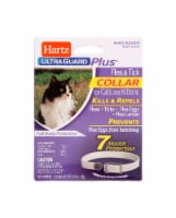 Hartz Ultra Guard Plus Flea and Tick Collar for Cats