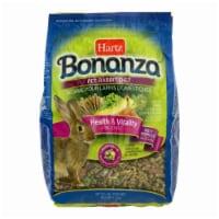 Hartz Bonanza Health & Vitality Blend Pet Rabbit Food