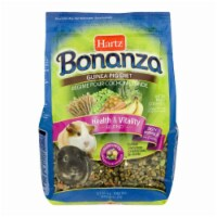 Hartz Bonanza Health and Vitality Blend Guinea Pig Food