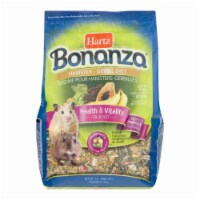 Hartz Bonanza Hamster and Gerbil Food Health and Vitality Blend