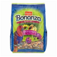 Hartz Bonanza Parrot Food Health and Vitality Blend