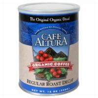 Cafe Altura Organic Regular Roast Decaf Coffee