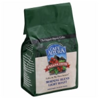 Cafe Altura Organic Morning Blend Light Roast Whole Bean Coffee
