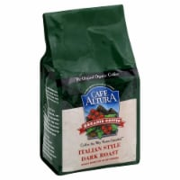 Cafe Altura Organic Italian Style Dark Roast Whole Bean Coffee