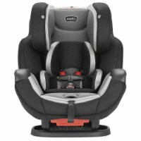 Evenflo Symphony DLX All-in-1 Convertible Car Seat, Kids 5 to 110 Pounds, Apex - 1 Unit