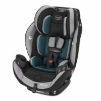 Evenflo EveryStage DLX Rear-Facing Convertible Car and Booster Seat, Reef Blue - 1 Unit