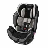 Evenflo EveryStage DLX All-in-One Kids Rear Facing Convertible Car Seat, Canyons - 1 Unit