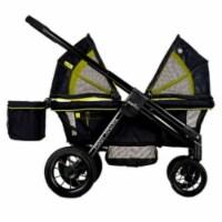 Evenflo 19132263 Pivot Xplore All Terrain Modular Toddler Stroller, Wayfarer - 1 Piece