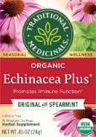Traditional Medicinals Organic Echinacea Plus Tea Bags