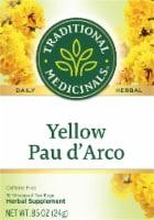 Traditional Medicinals Yellow Pau d' Arco Tea Bags
