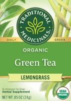 Traditional Medicinals Organic Golden Green Tea Bags