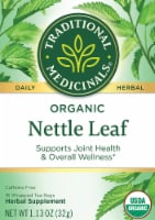 Traditional Medicinal Organic Nettle Leaf Tea Bags