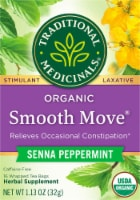Traditional Medicinals Organic Smooth Move Peppermint Tea Bags