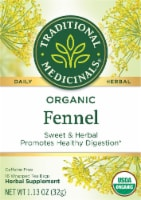Traditional Medicinals Organic Fennel Herbal Tea