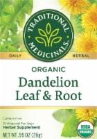 Traditional Medicinals Organic Dandelion Leaf & Root Tea Bags 16 Count - 99 oz
