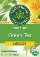 Traditional Medicinals Organic Green Tea Dandelion