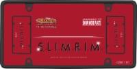Cruiser Accessories Slim Rim License Plate Frame - Black