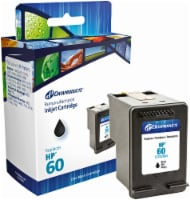 Dataproducts Remanufactured Ink Cartridge for HP 60 - Black