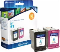 Dataproducts Remanufactured Ink Cartridges for HP 61 - Black/Tri-Color