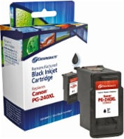 Dataproducts Remanufactured Ink Cartridge for Canon CL-240XL - Black