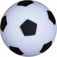 Hedstrom Junior Athletic Foam Soccer Ball - White/Black - 1 ct