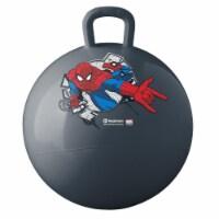 Hedstrom Entertainment 55-97062-1P 15 in. Marvel Spider-Man Hopper