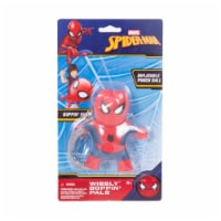 Ball Bounce and Sport Inc. Marvel Spider-man Wibbly Boppin' Pal