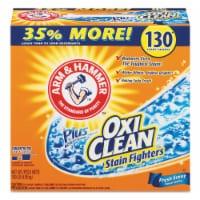 CDC 3320000108 9.92 lbs Power of Oxi Clean Powder Detergent Box, Fresh - 1