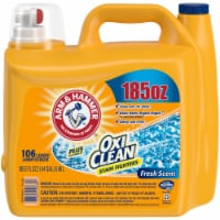 Arm & Hammer Plus Oxi Clean Fresh Scent Liquid Laundry Detergent