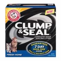 Arm & Hammer Clump & Seal Fresh Home Cat Litter - 14 lb