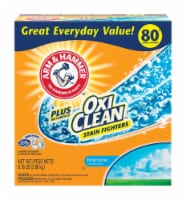 Arm & Hammer  Fresh Scent Laundry Detergent  Powder  6.16 lb. - Case Of: 4; - Case of: 4