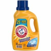 Arm & Hammer Clean Burst Scent Liquid Laundry Detergent - 50 fl oz